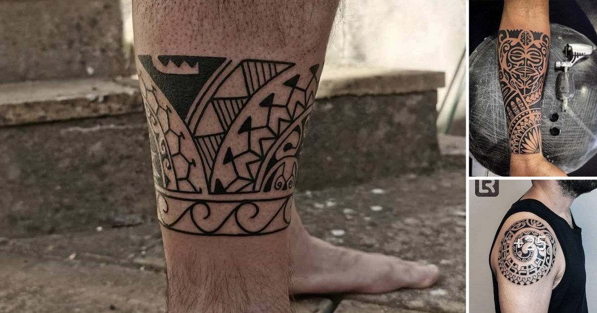 Asombrosos Diseños de Tatuajes Inspirados en la Cultura Maorí