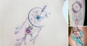 Las Mejores Ideas de Tatuajes de Atrapasueños