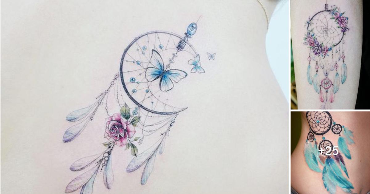 En este momento estás viendo Las Mejores Ideas de Tatuajes de Atrapasueños