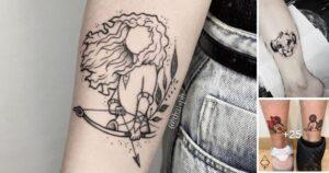30 Diseños de Tatuajes Inspirados en Disney