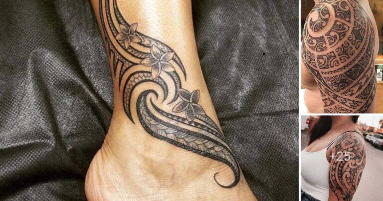 Ideas y Diseños de Tatuajes Inspirados en la Cultura Samoana