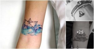Lee más sobre el artículo Tatuajes de Barcos