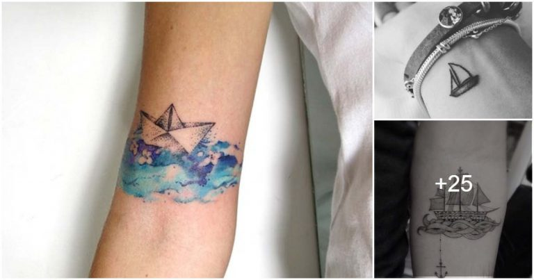 Tatuajes de Barcos