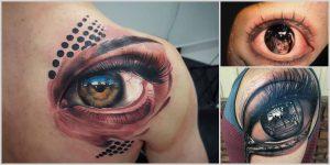Tatuajes Con Ojos