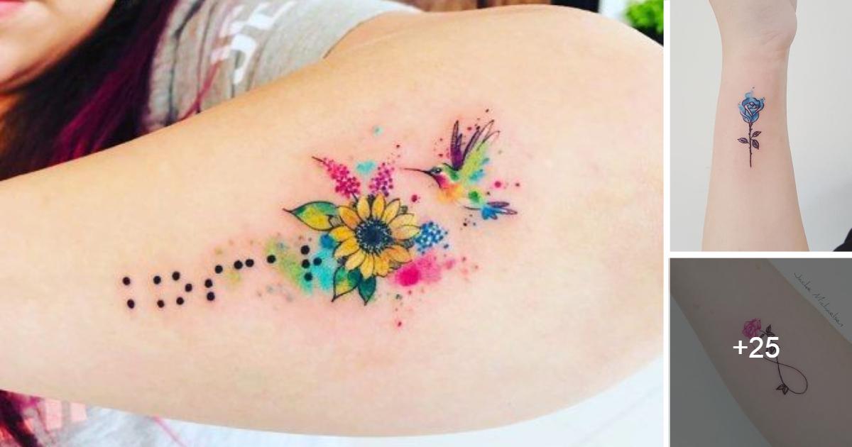 Lindas Ideas de Tatuajes para chicas
