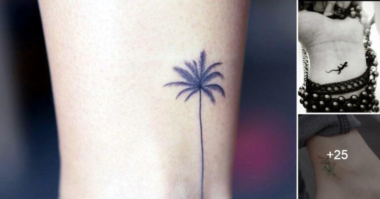 Ideas de Micro Tatuajes
