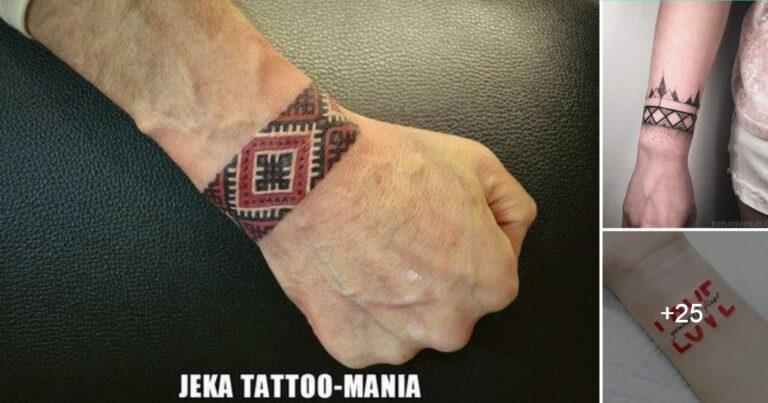Ideas de Tatuajes en la Muñeca