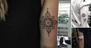 Ideas de Tatuajes en la Parte de Atrás del Brazo