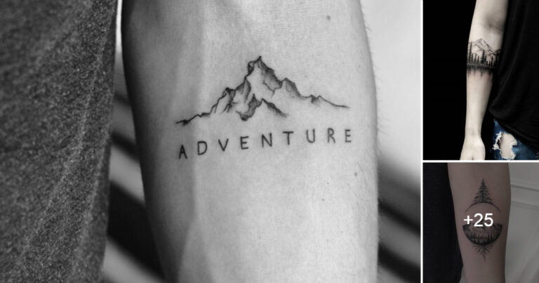 Lee más sobre el artículo Ideas de Tatuajes de Montañas