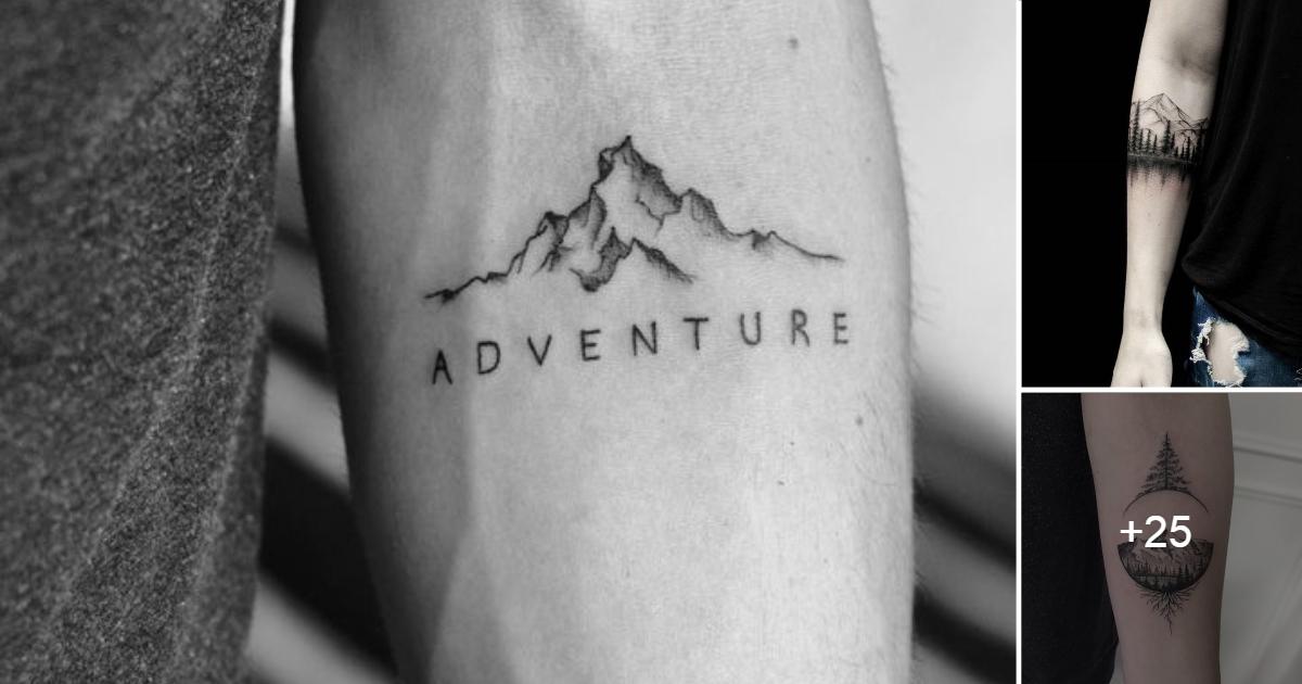 Ideas de Tatuajes de Montañas