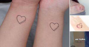 Ideas de Tatuajes con Corazones