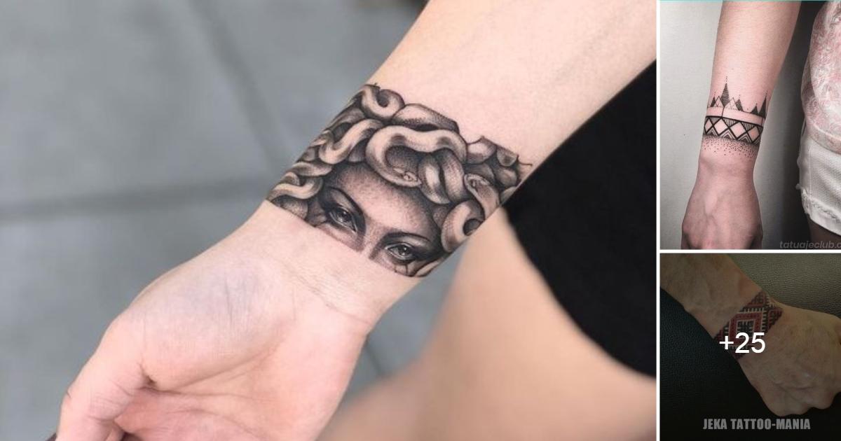 Ideas de Tatuajes en las Muñecas [Galeria]