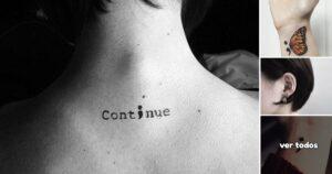 Ideas de Tatuajes con Punto y Coma