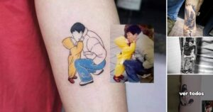 30 Tatuajes Inspirados en la Paternidad