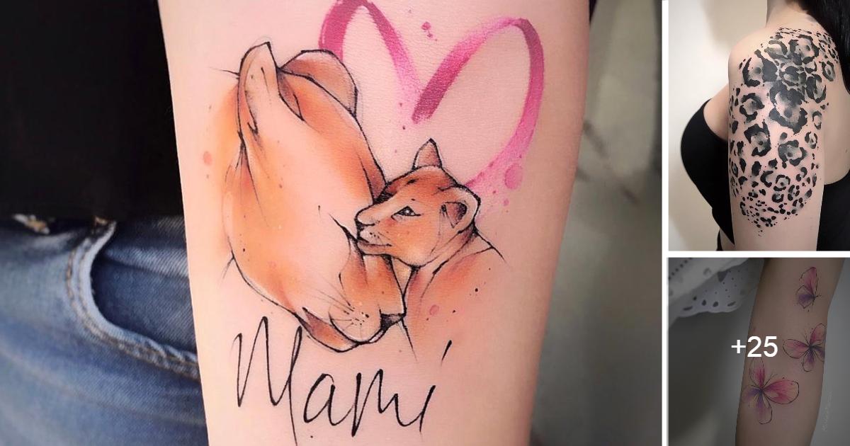 En este momento estás viendo Creativos y Coloridos Tatuajes de Michele Mercuri