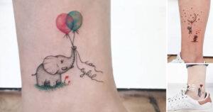 90 tatuajes femeninos súper lindos