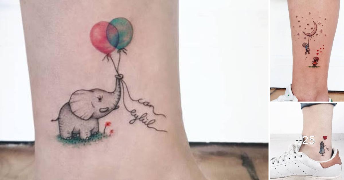 En este momento estás viendo 90 tatuajes femeninos súper lindos