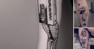 El reflejo del Alma Humana en Tatuajes por «SERENA CAPONERA»