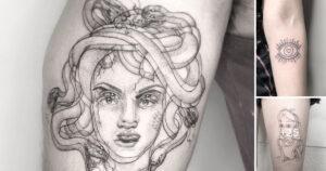 Este artista del tatuaje se especializa en tatuajes alucinantes y se ven totalmente geniales