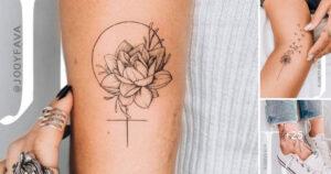 Los Mejores Diseños de Tatuajes Femeninos por «Jooy Fava»