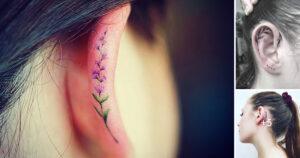 Lee más sobre el artículo Los 7 tatuajes de orejas más bonitos