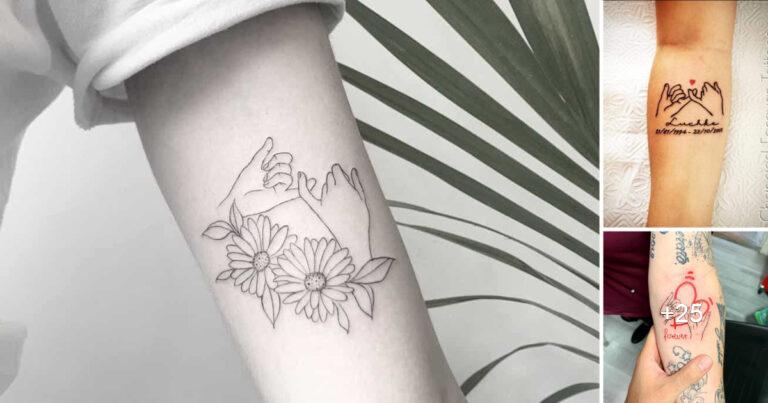 Lee más sobre el artículo Las 25 mejores ideas de tatuajes de Pinky Promise